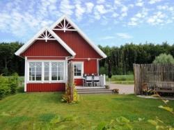 Vergrote afbeelding van Bungalow, vakantiehuis Svea Stuga in Finsterwolde