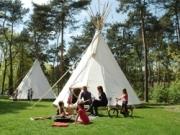 Voorbeeld afbeelding van Bijzonder overnachten Camping Beringerzand in Panningen