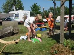 Vergrote afbeelding van Kamperen Mini Camping Boerenhof in Groede