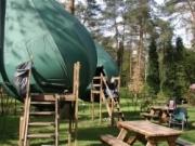 Voorbeeld afbeelding van Bijzonder overnachten Camping de Hertshoorn in Garderen
