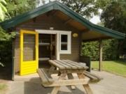 Voorbeeld afbeelding van Trekkershut Camping de Hertshoorn in Garderen