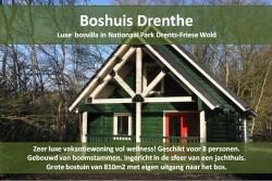 Vergrote afbeelding van Bungalow, vakantiehuis Boshuis Drenthe in Hoogersmilde