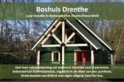 Voorbeeld afbeelding van Bungalow, vakantiehuis Boshuis Drenthe in Hoogersmilde