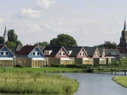 Vergrote afbeelding van Bungalow, vakantiehuis Village Scaldia in Hoofdplaat