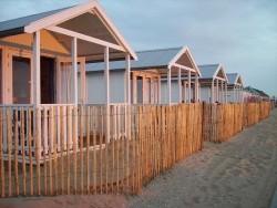 Vergrote afbeelding van Bijzonder overnachten Strandhuisjes Willy Zuid in Katwijk