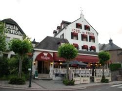 Vergrote afbeelding van Hotel De Kroon in Epen