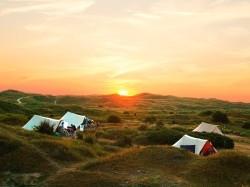 Vergrote afbeelding van Kamperen Landal Camping Sluftervallei in De Cocksdorp (Texel)