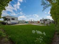 Vergrote afbeelding van Kamperen Camping International in Renesse