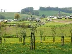 Vergrote afbeelding van Kamperen Landschapscamping Alleleijn in Epen