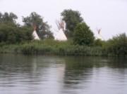 Voorbeeld afbeelding van Bijzonder overnachten Eiland de Kluut CampSpirit in Biddinghuizen