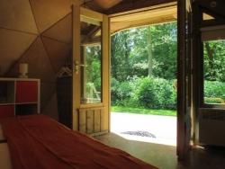 Derde extra afbeelding van Trekkershut Vakantiepark Delftse Hout in Delft