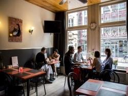 Vergrote afbeelding van Hotel La Boheme in Amsterdam