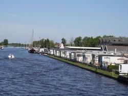 Vergrote afbeelding van Kamperen Camping de Blauwe Hand in Wanneperveen