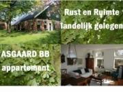 Voorbeeld afbeelding van Appartement Asgaard BB in Gieterveen