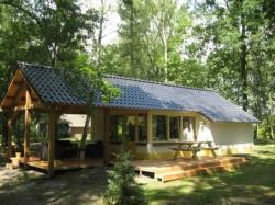 Vergrote afbeelding van Bungalow, vakantiehuis Kleinvosseven in Stramproy