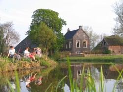 Vergrote afbeelding van Bed and Breakfast Angema Goet  in Oosterlittens / Easterlittens