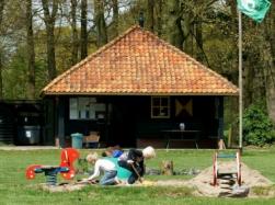 Eerste extra afbeelding van Kamperen Natuurkampeerterrein Landgoed de Hoevens in Alphen NB