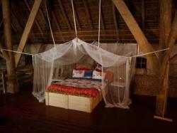 Vergrote afbeelding van Bijzonder overnachten Hayema Heerd Slapen in Stro in Oldehove