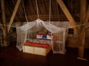 Voorbeeld afbeelding van Bijzonder overnachten Hayema Heerd Slapen in Stro in Oldehove
