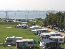 Vergrote afbeelding van Kamperen Camping Lân en mar in Heeg