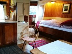 Eerste extra afbeelding van Bijzonder overnachten Boat and Breakfast Veinard in Rotterdam