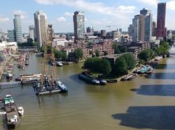 Derde extra afbeelding van Bijzonder overnachten Boat and Breakfast Veinard in Rotterdam