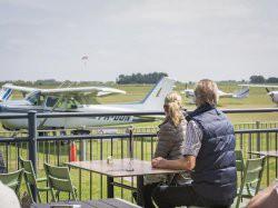 Vergrote afbeelding van Hotel De Vlijt Airportrestaurant & Suites in De Cocksdorp (Texel)
