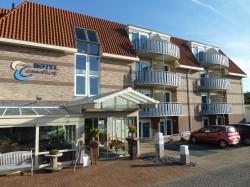 Vergrote afbeelding van Hotel Tesselhof in De Koog (Texel)