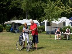 Vergrote afbeelding van Kamperen Molecaten Park Bosbad Hoeven in Hoeven
