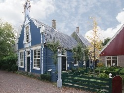 Vergrote afbeelding van Bed and Breakfast De Bedstede in Broek in Waterland