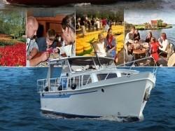 Vergrote afbeelding van Bootvakantie Jachtverhuur Van der Laan in Woubrugge