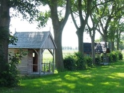 Vergrote afbeelding van Bed and Breakfast Woodstay Baraka in Leermens