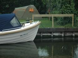 Vergrote afbeelding van Passantenhaven, Jachthaven Rekreatiepark Aalsmeer in Aalsmeer