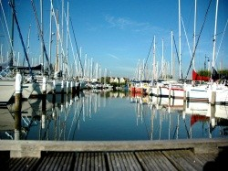 Vergrote afbeelding van Passantenhaven, Jachthaven Marina Monnickendam in Monnickendam