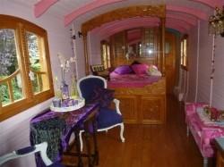 Vergrote afbeelding van Bungalow, vakantiehuis Schooteindhoeve Woonwagen 't Goei Lève in Vlierden