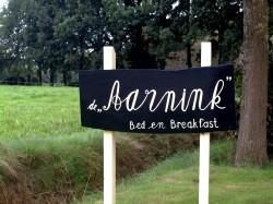 Vergrote afbeelding van Bed and Breakfast De Aarnink in Heeten