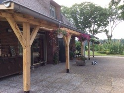 Vergrote afbeelding van Bed and Breakfast 't Kemperblok in Heino