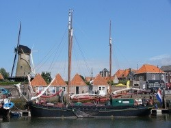 Vergrote afbeelding van Bed and Breakfast Zeilklipper Morgenster in Zierikzee