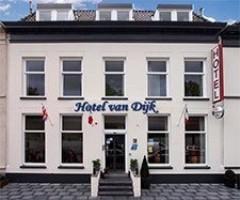 Vergrote afbeelding van Hotel Hotel van Dijk in Kampen