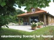 Voorbeeld afbeelding van Bungalow, vakantiehuis Boerderij het Reestdal in Linde