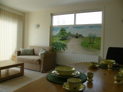 Vergrote afbeelding van Appartement Aan de Kwakel Logeren op het platteland in Maasland