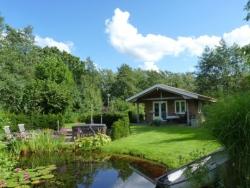 Vergrote afbeelding van Bungalow, vakantiehuis Gastenverblijf Klein Eden in Olterterp
