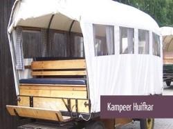 Vergrote afbeelding van Kamperen Wouter Hazeleger Kamperen met de Huifkar  in Otterlo