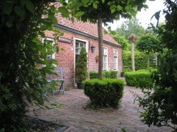 Vergrote afbeelding van Bungalow, vakantiehuis Waddenhuisje in Den Andel