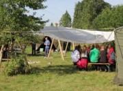 Voorbeeld afbeelding van Kamperen Camping Netl de Wildste Tuin in Kraggenburg