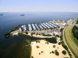 Vergrote afbeelding van Passantenhaven, Jachthaven Jachthaven Marina Muiderzand in Almere