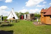 Voorbeeld afbeelding van Bijzonder overnachten 't Buitenland Yurts in Alphen NB
