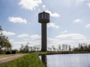 Voorbeeld afbeelding van Bijzonder overnachten Watertorenhotel Nes in Nes (Friesland)