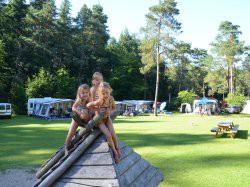 Vergrote afbeelding van Bungalow, vakantiehuis Camping Samoza in Vierhouten