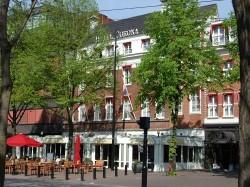 Vergrote afbeelding van Hotel Boutique hotel Corona in Den Haag